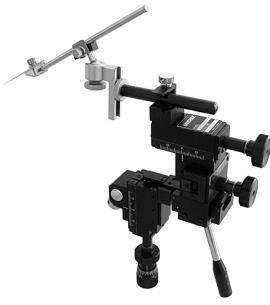 Narishige MN-151 Joystick-based Mechanical Micromanipulator