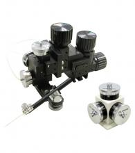 Three-Axis Water Hydraulic Fine Micromanipulator (MHW-3)