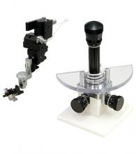 Three-axis Joystick Oil Hydraulic Micromanipulator (MO-202U)