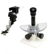 Three-axis Joystick Oil Hydraulic Micromanipulator (MO-202U)