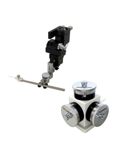 Narishige Three-axis Oil Hydraulic Micromanipulator (MMO-203)