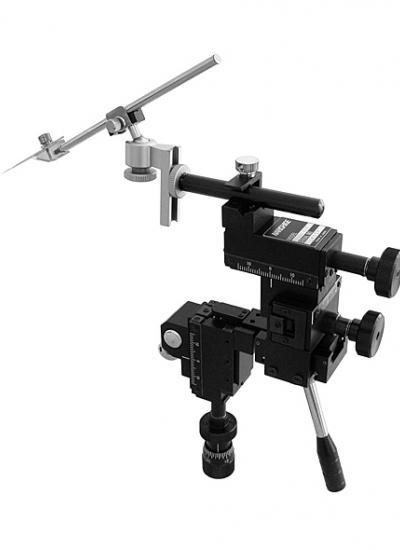 3-Axis Coarse / Fine Joystick Mechanical Micromanipulator Narishige MN-151